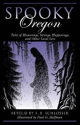 Spooky Oregon book