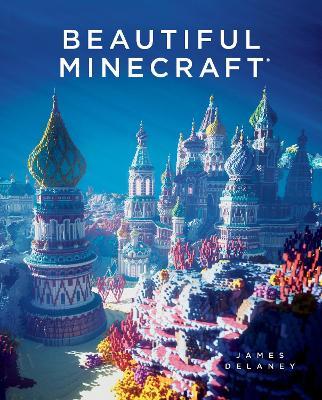 Beautiful Minecraft book