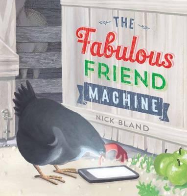 Fabulous Friend Machine book