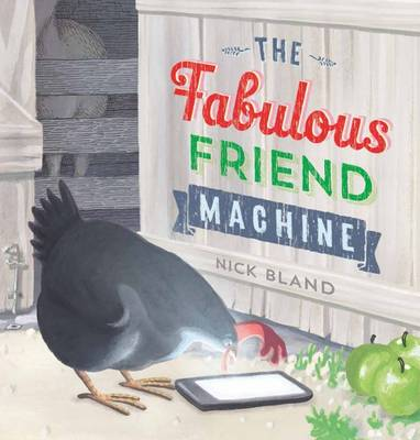 Fabulous Friend Machine book