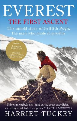 Everest - The First Ascent book