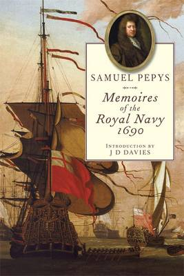 Pepy's Memoires of the Royal Navy, 1690 book