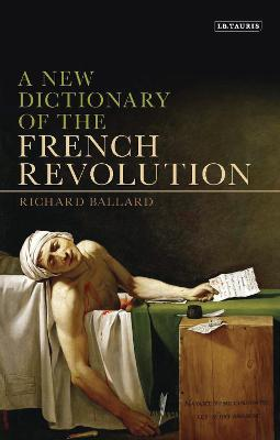 New Dictionary of the French Revolution book