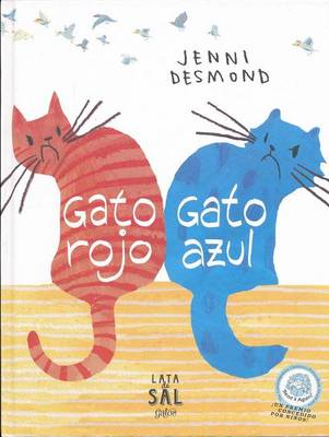 Gato Rojo, Gato Azul by Jenni Desmond