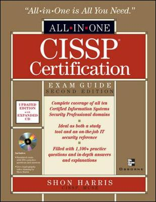 CISSP All-in-One Exam Guide, Second Edition by Shon Harris