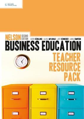 Nelson Business Education Teacher Resource Pack by Aliisa Mylonas