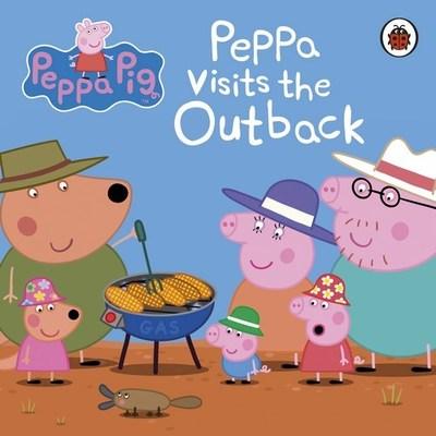 Peppa Pig: Peppa Visits the Outback book