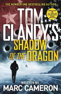 Tom Clancy's Shadow of the Dragon book