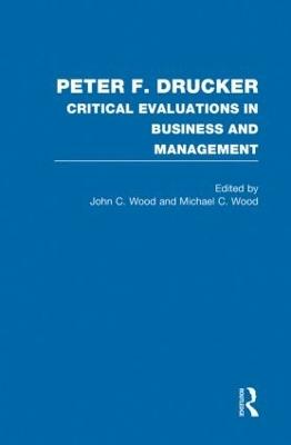 Peter F Drucker book