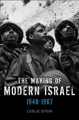 Making of Modern Israel - 1948-1967 book