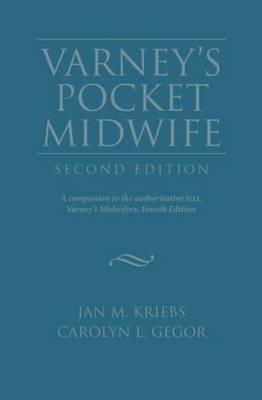 Varney's Pocket Midwife by Jan M. Kriebs