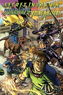 Secret Invasion: Runaways Young Avengers book