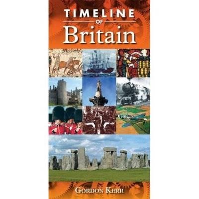 Timeline of Britain by Gordon Kerr