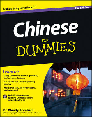 Chinese for Dummies, 2nd Edition by Wendy Abraham
