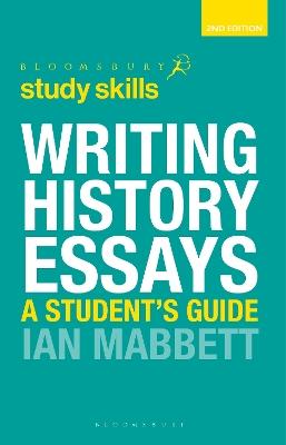 Writing History Essays book