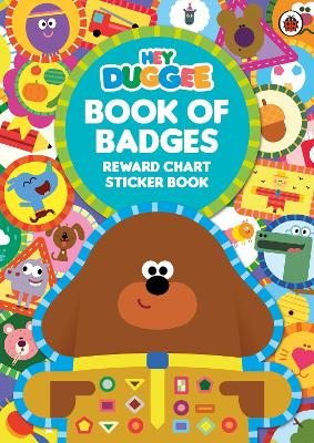 Hey Duggee: Book of Badges book