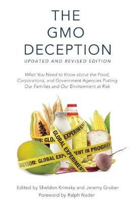 GMO Deception book