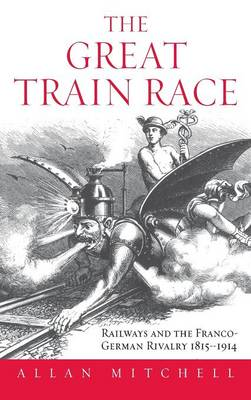 Great Train Race by Allan Mitchell