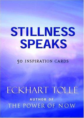 Stillness Speaks Inspiration Deck by Eckhart Tolle