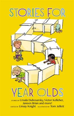 Stories for Five Year Olds by Linsay Knight