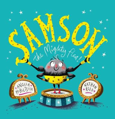 Samson by Angela McAllister