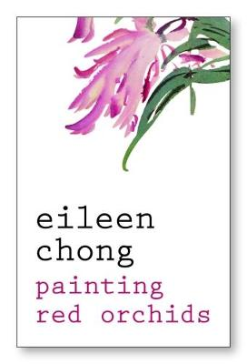 Painting Red Orchids by Eileen Chong