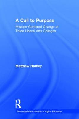 Call to Purpose by Matthew Hartley