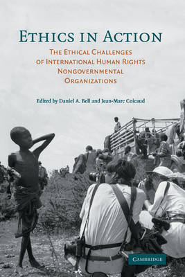 Ethics in Action book