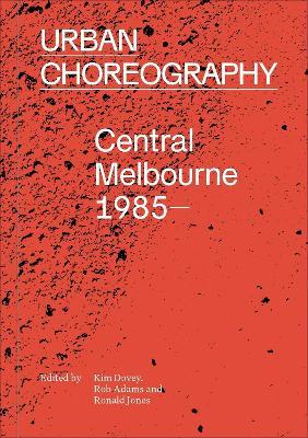 Urban Choreography book
