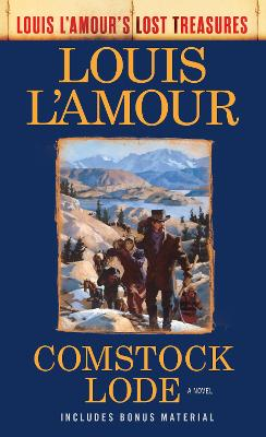 Comstock Lode: A Novel by Louis L'amour
