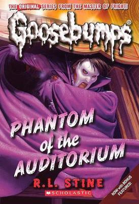 Phantom of the Auditorium by R L Stine