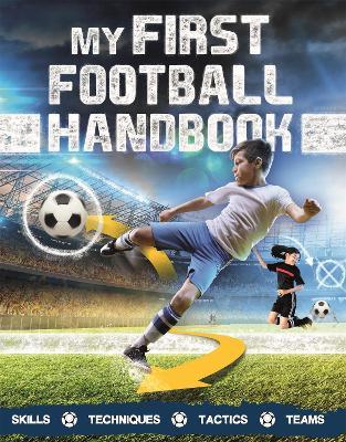 My First Football Handbook book