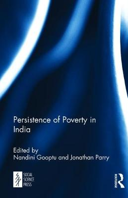 Persistence of Poverty in India book