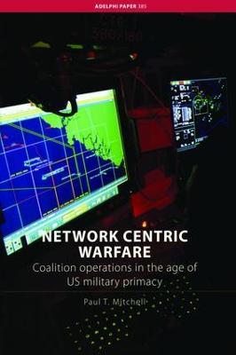 Network Centric Warfare book