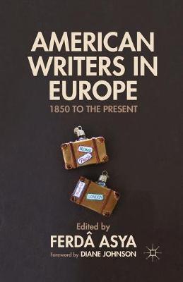 American Writers in Europe book