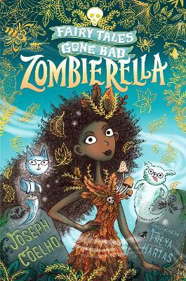 Zombierella: Fairy Tales Gone Bad book