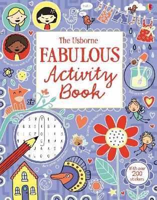 Usborne Fabulous Activity Book by Various