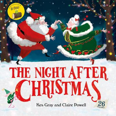 The Night After Christmas book