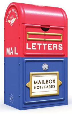 Mailbox Notecards by Robie Rogge