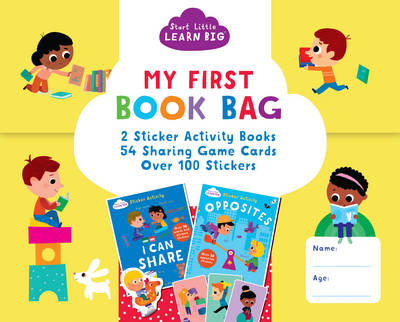 Start Little Learn Big My First Book Bag by Parragon Books Ltd