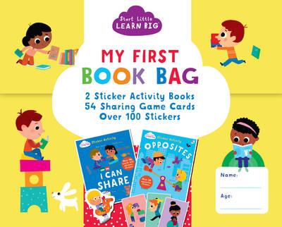 Start Little Learn Big My First Book Bag by Parragon Books Ltd