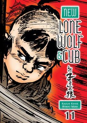 New Lone Wolf And Cub Volume 11 book