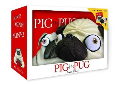 Pig the Pug with Hat Boxed Set by Aaron Blabey