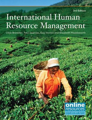 International Human Resource Mgmt by Chris Brewster