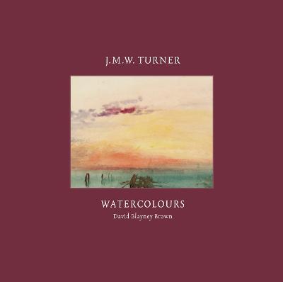 TURNER WATERCOLOURS book