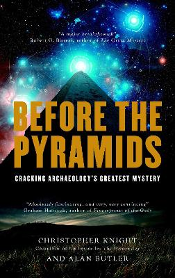 Before The Pyramids book
