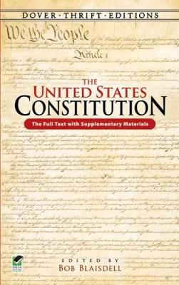 The United States Constitution by Bob Blaisdell