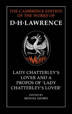 Lady Chatterley's Lover and A Propos of 'Lady Chatterley's Lover' book