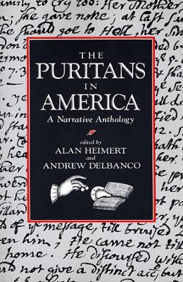 Puritans in America book