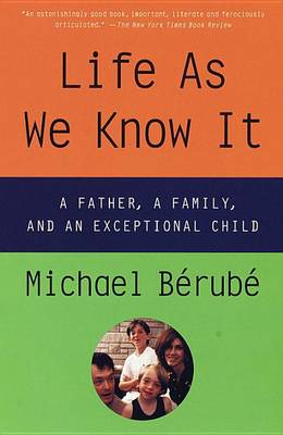 Life as We Know it by Michael Berube